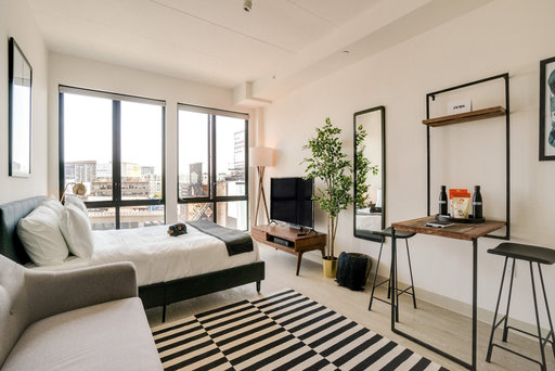 Studio Apartment Ideas: How to Maximize Your Space