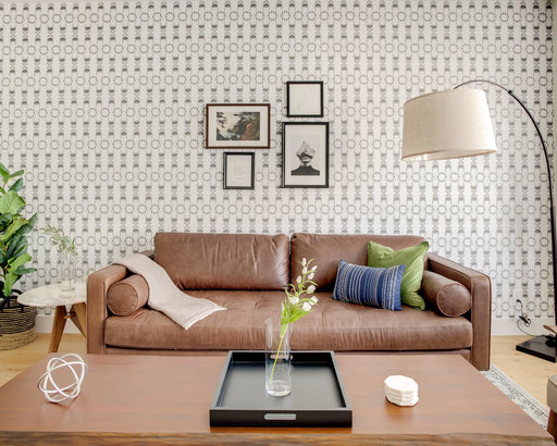 Wallpaper vs. Paint: Which Accent Wall is Right for You?